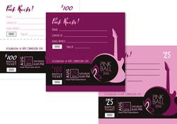 2016 Pink Ball Tickets