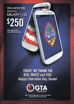 Liberation Day Ad