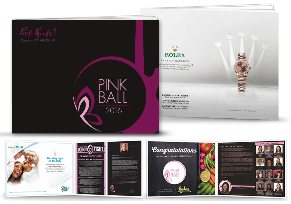2016 Pink Ball Booklet