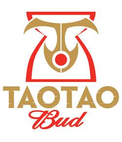 TaoTao Bud Logo Design