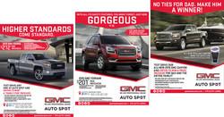 June Specials Print Ads