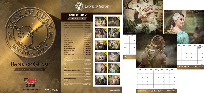 2016 Calendar