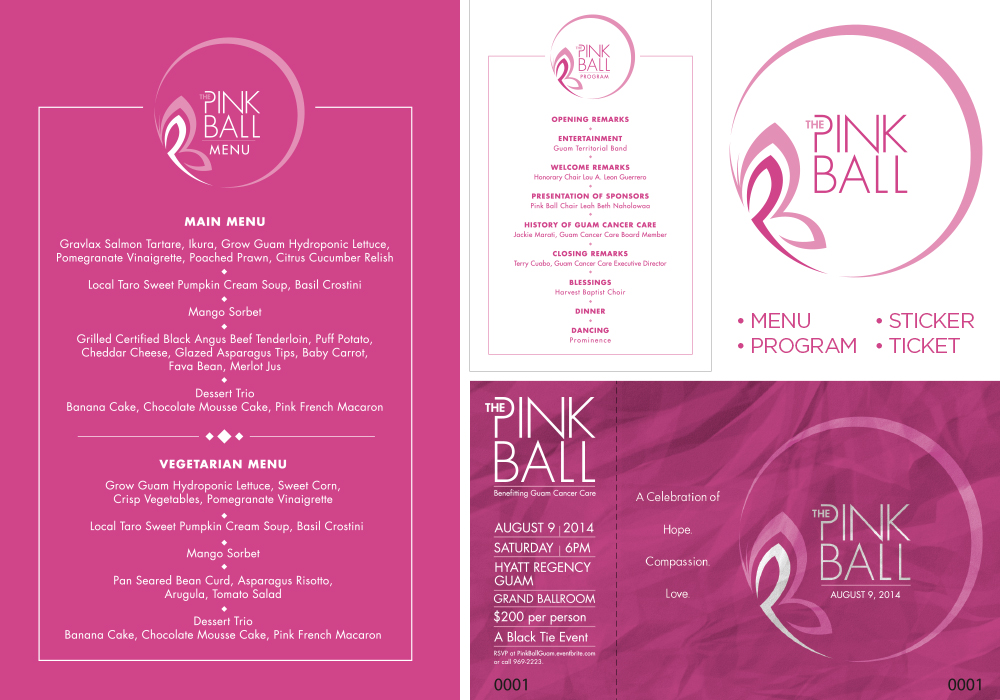 Pink Ball 2014