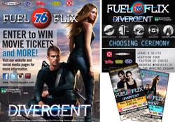 Fuel Flix - Divergent