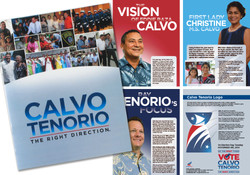 CalvoTenorio Brochure Look Book