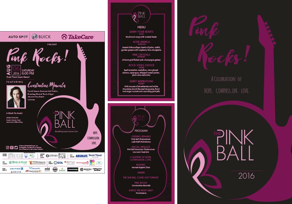 2016 Pink Ball