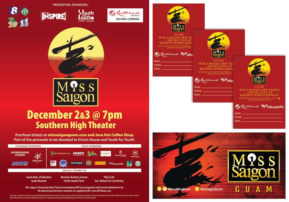Miss Saigon 2016