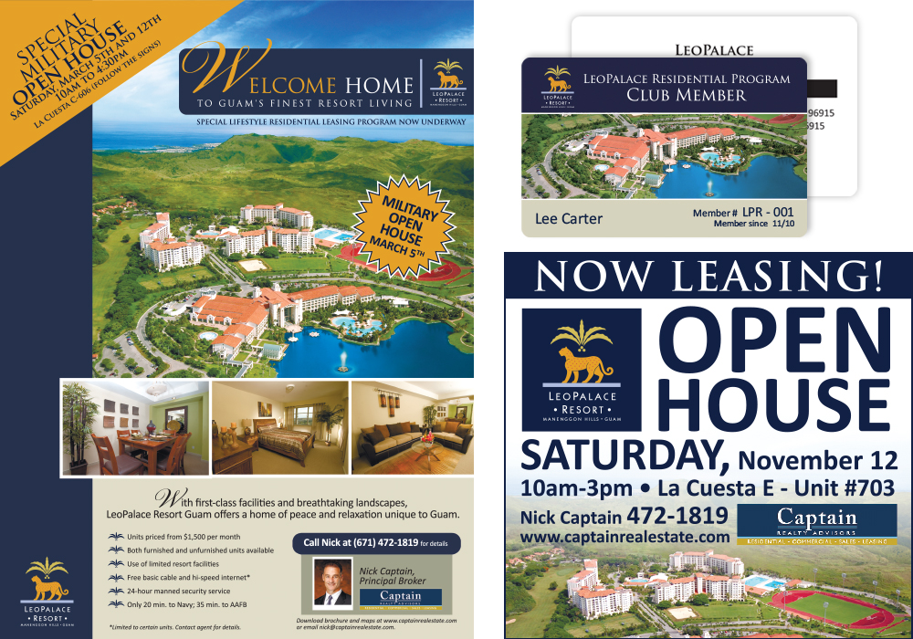 LeoPalace Resort Open House
