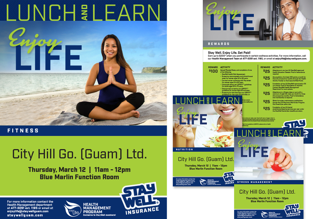 Enjoy Life Campaign