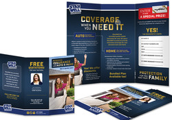 Auto & Home Insurance Brochure
