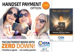 Handset Payment Option