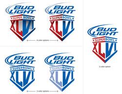 2012 Bud Light Super Bowl Logo