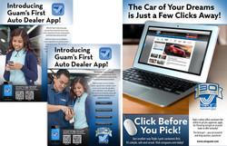 Mobile App & Online Promotional Ads