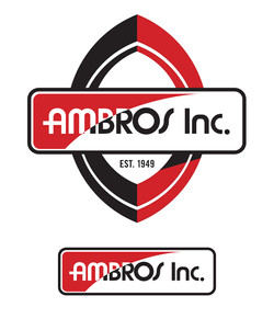 Ambros Logo Design