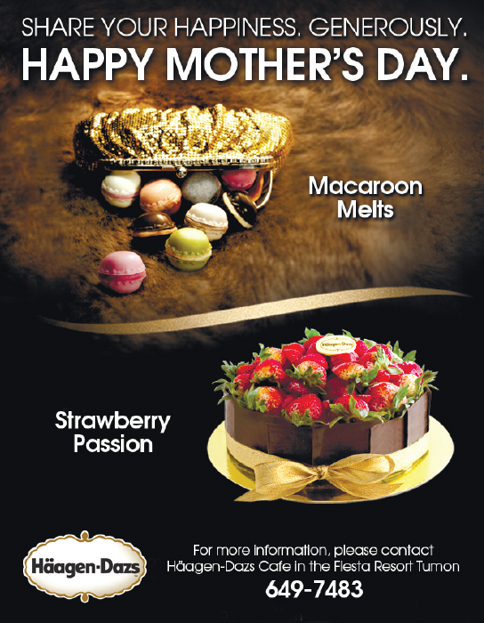 Mother's Day Ad