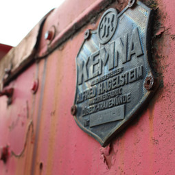 Lockomotive am Reeberg Herborn