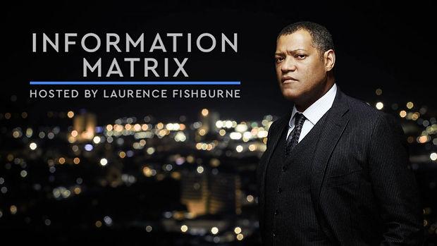 Information Matrix with Laurence Fishbur