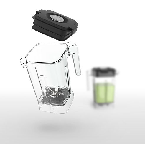 industrial design for small kitchen appliances