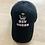 Thumbnail: Black DIY Queen Silver Logo Cap