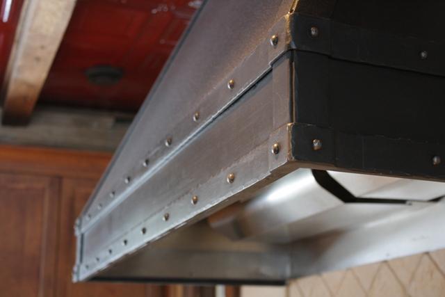 Custom Fabricated Metal Kitchens