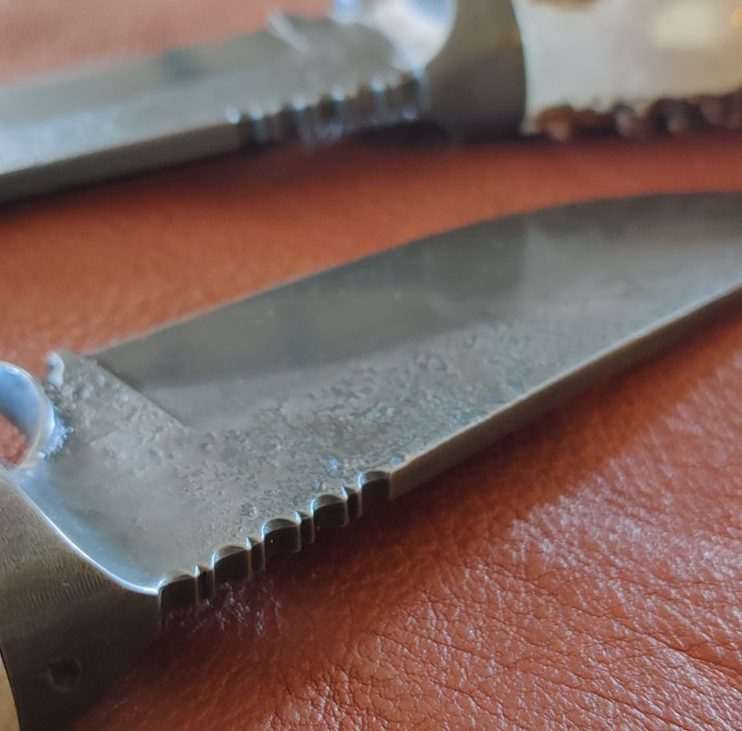 Custom Forged Knives
