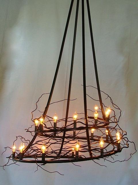 Custom Metal Lights