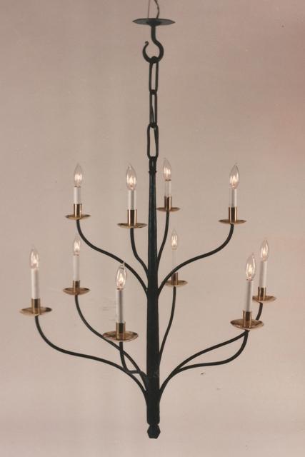 Custom Metal Lighting
