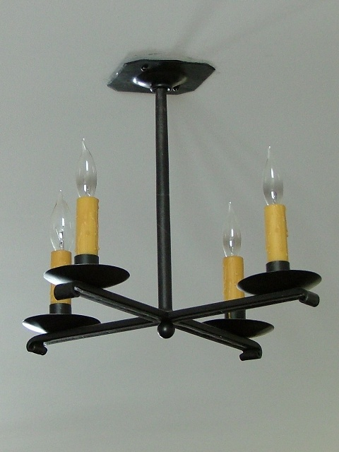 Wrought Iron Chandeliers Sconces Lighting Morrell