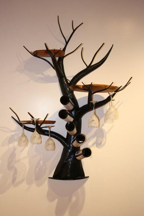Tree of Life Wine Rack