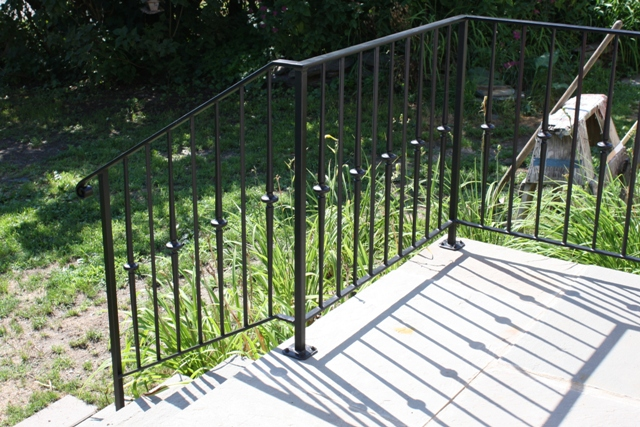 Custom Metal Railing