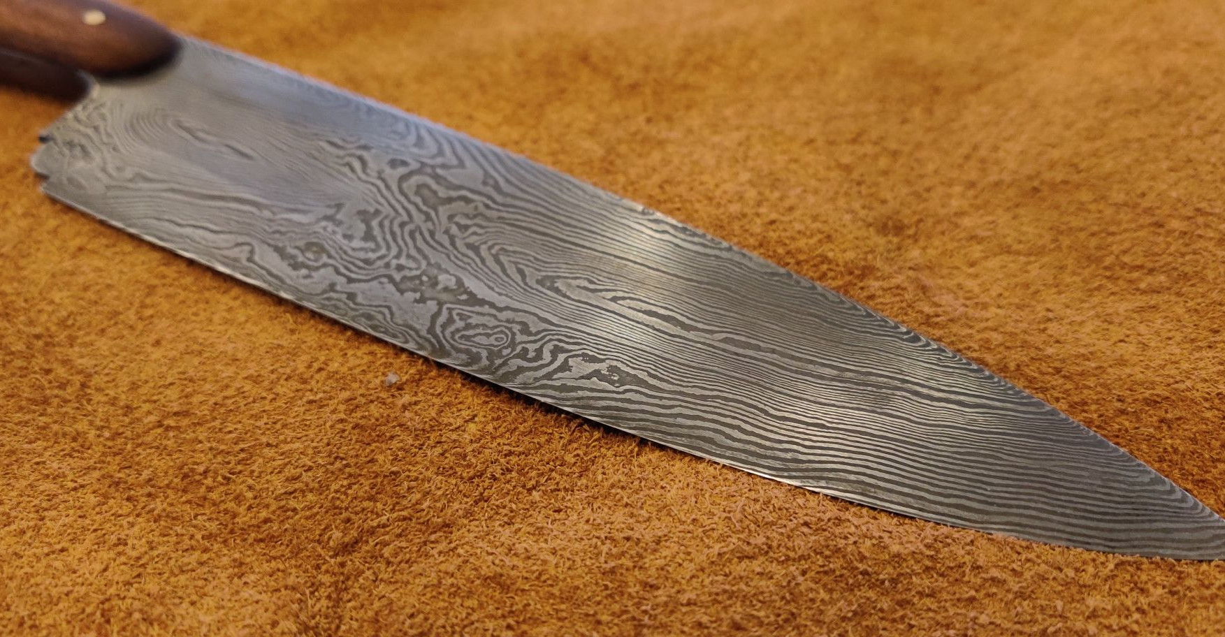 Damascus Chef's Knife