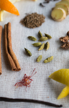 Spices for Virytas
