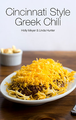 Cincinnati Style Greek Chili