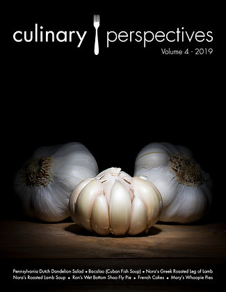 Culinary Perspectives: Volume 4 -  2019