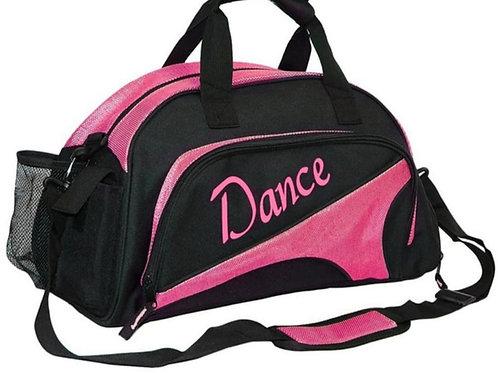 Ballet Dance Duffel Bag with Shoe Compartment