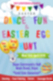 Copy of Easter Party Flyer - Made with P