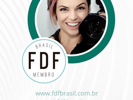 Membro FDF - Fotógrafos Documentais de Família do Brasil