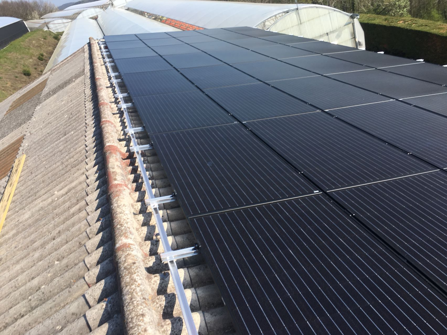 panneaux solaire professionnels