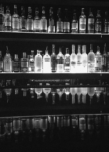 Pub Shelves