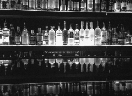 A (very) brief history of alcohol