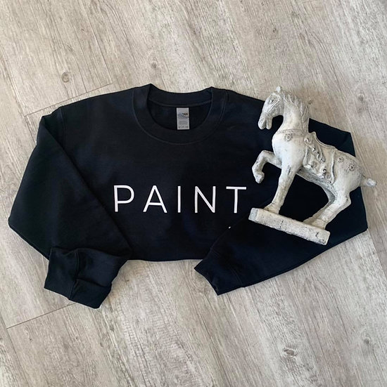 PAINT - Colours Crewneck