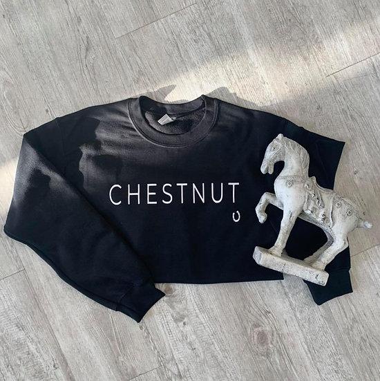 CHESTNUT - Colours Crewneck