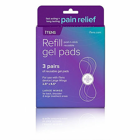 iTens Gel Replacement Pads
