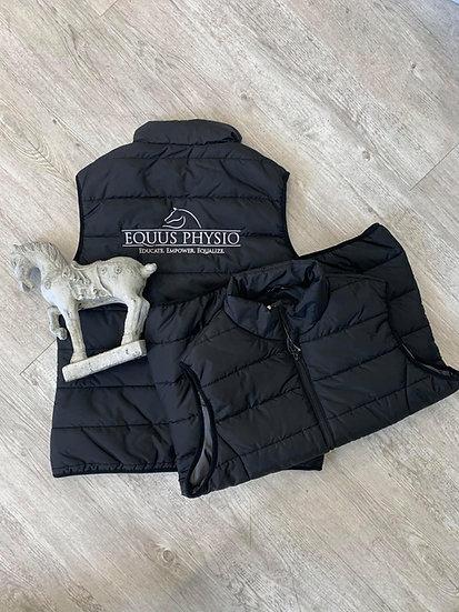 Cozy Puff Vest