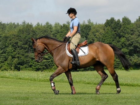 Optimize your EQ: Developing a secure lower leg position
