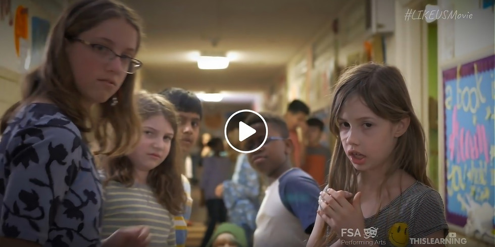 Girl Scouts Take Action! Anti-bullying film and Q&A