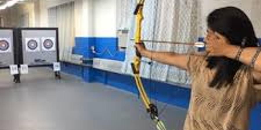 Archery Lesson at Jersey City Archery