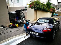 mag repairs cape town. curb scratched wheels. mag repair services