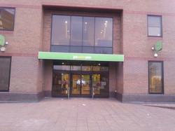 The Job Centre Plus