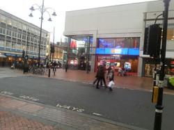 The Broadway Mall